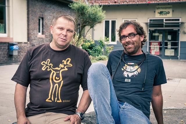 Jimmy Roth, Steffen Gerlach