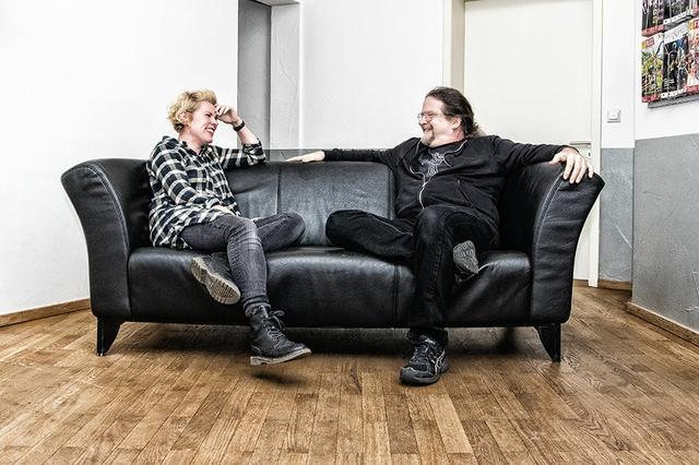 Corinna Lieb & Joe Ginnane