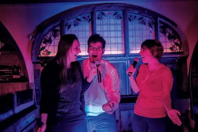 Karaokeparty Irish Pub