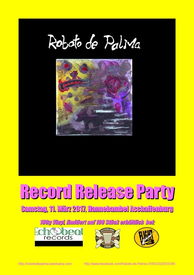 Roboto de Palma-Release